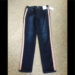 NWT girls 14 super skinny super stretch jeans
